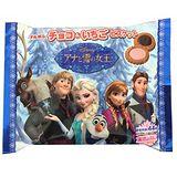 《北日本》冰雪奇緣巧克力&草莓夾心餅乾-聖誕節限定