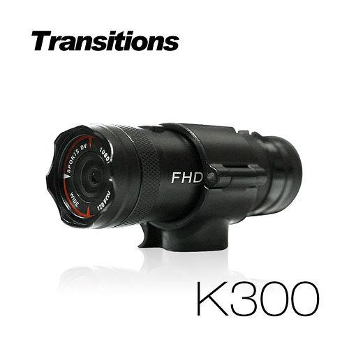 全視線K300 超廣角120度防水型1080P 極限運動 機車行車記錄器(送16mio行車紀錄器評價G TF卡)