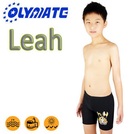 OLYMATE Leah 兒童休閒四角泳褲