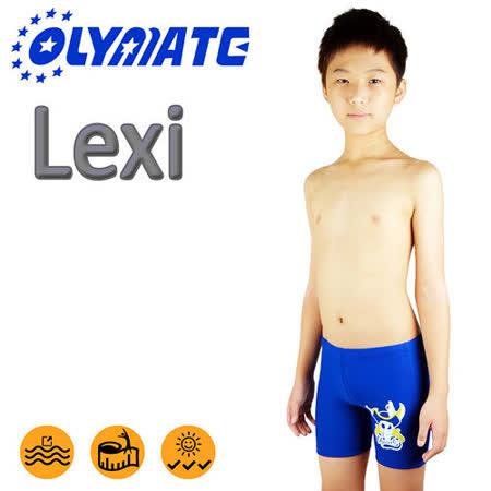 OLYMATE Lexi 兒童休閒四角泳褲