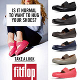 FitFlop™-(女款)Dué™ M-J BALLERINA