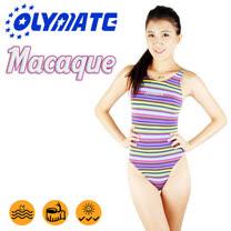 OLYMATE Macaque 專業競技版女性泳裝