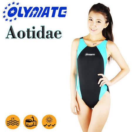 OLYMATE Aotidae 專業連身女性泳裝