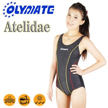 OLYMATE Atelidae 專業連身女性泳裝