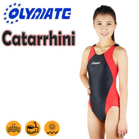 OLYMATE Catarrhini 專業連身女性泳裝