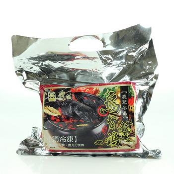 饗城鹿茸烏骨雞湯2200g+-5%/袋(年菜)