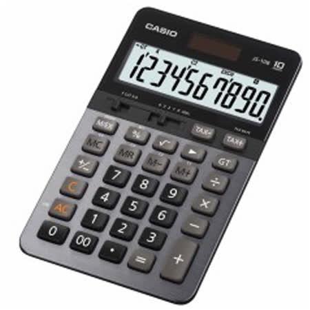 【CASIO 卡西歐】JS-10B 10位稅率 商用桌上型計算機