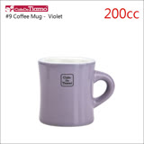 Tiamo 9號馬克杯200CC (紫羅蘭) HG0856MP