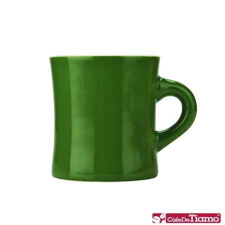 【開箱心得分享】gohappy 購物網Tiamo 10號馬克杯300CC (深橄欖) HG0857DO開箱高雄 新光 三越