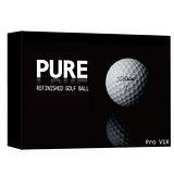 【PURE】Titleist Pro V1x 再生高爾夫球-4層球(盒裝12顆)
