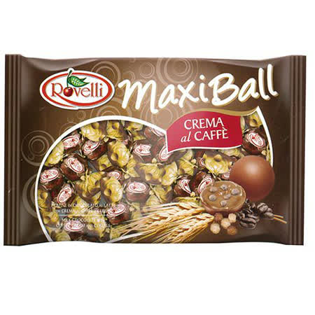 [義大利原裝進口]羅薇莉咖啡牛奶巧克力1KG
