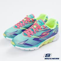 SKECHERS (女) 跑步系列 GO RUN 4 - 13995AQPR