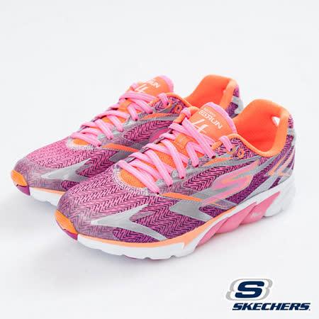 SKECHERS (女) 跑步系列 GO RUN 4 - 13995HPOR