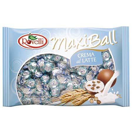[義大利原裝進口]羅薇麗牛奶巧克力1KG