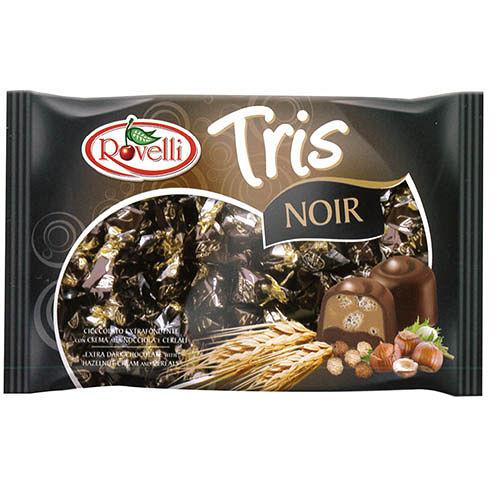 ^~義大利 ^~羅薇麗榛果特級黑巧克力1KG