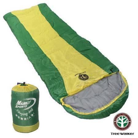 TreeWalker 人造羊毛睡袋