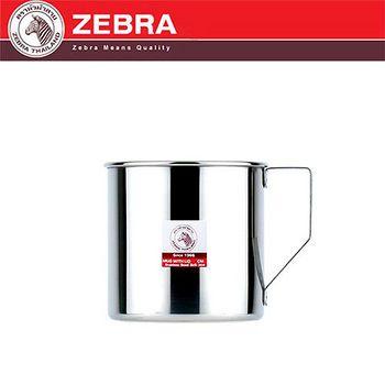 斑馬 ZEBRA 2A07不鏽鋼馬克杯 250cc/7CM