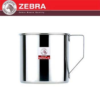 斑馬 ZEBRA 2A08不鏽鋼馬克杯 400cc/8CM