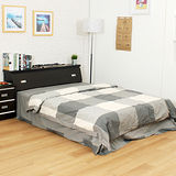 【LOHA】享家時代5尺雙人床組-三件式(共二色)
