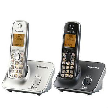 Panasonic 國際牌 KX-TG3711 2.4GHz 大字體大按鍵高頻數位無線電話 .