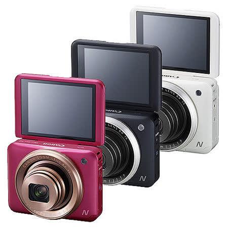 Canon PowerShot N2 小巧翻轉自拍方塊機(公司貨).-送原廠相機袋+32G記憶卡+NB9L高容量鋰電池+清潔組+保護貼+讀卡機+小腳架