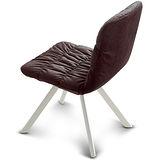 【椅吧】  品味歐風慵懶休閒椅(兩色可選)