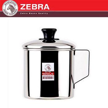 斑馬 ZEBRA 2A12L不鏽鋼附蓋馬克杯 1300cc/12CM