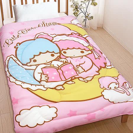 【享夢城堡】Little TwinStars 月亮童話 毯被