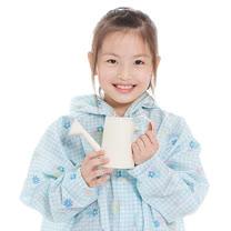 【rainstory雨衣】輕漾小碎花兒童連身雨衣