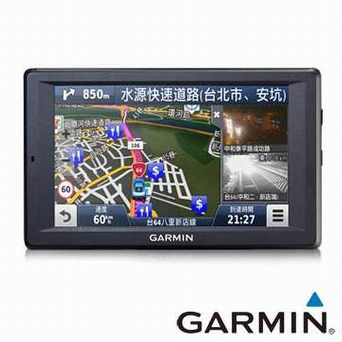 GARMIN nuvi 459mio 行車記錄器0 5吋Wi-Fi 聲控衛星導航