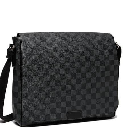 【好物分享】gohappy快樂購物網Louis Vuitton LV N41272 DISTRICT MM 肩背包_預購好嗎寶 慶 遠 百