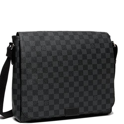 Louis Vuitton LV N41272 DISTRICT MM 肩背包_