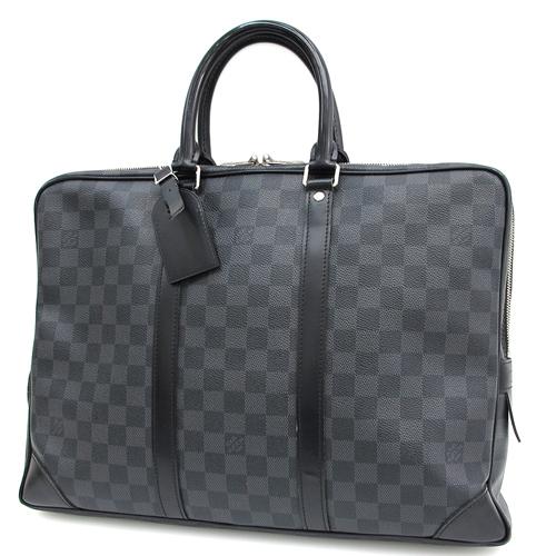 Louis Vuitton LV N41125 PORTE~DOCUMENTS VOYAG