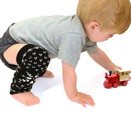 美國 BabyLegs 嬰幼兒厚襪套 (黑色山峰)