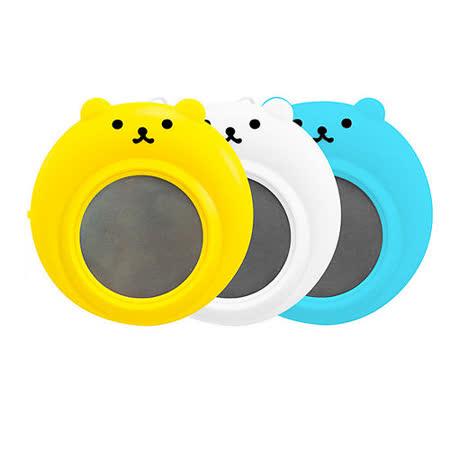USB小熊保溫杯墊 造型可愛持續保溫