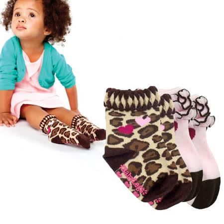 美國 BabyLegs 嬰幼兒小襪子(小豹紋)