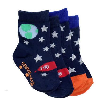 美國 BabyLegs 嬰幼兒小襪子(小銀河)