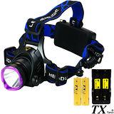 【特林TX】美國CREE T6 LED大光圈強亮頭燈(T6HA-Z)