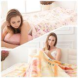 格藍寢飾-花語芬芳系列雙層毛毯