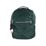 【Kipling】比利時品牌 15吋電腦後背包 仙人掌綠 K-374-5015-450