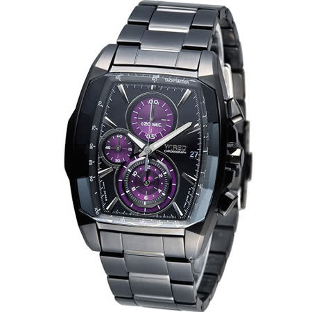 WIRED 東京街頭時尚 計時腕錶 7T92-X263P AF8T59X1