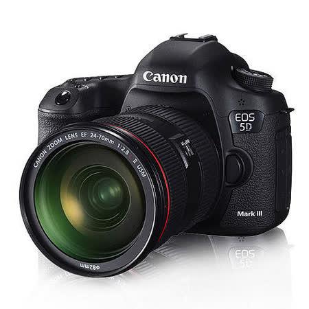 Canon EOS 5D Mark III+ 24-70mm (中文平輸) - 加送SD32G-C10+專屬鋰電池+強力大吹球+細纖維拭鏡布+細毛刷+數位清潔液+高透光保護貼