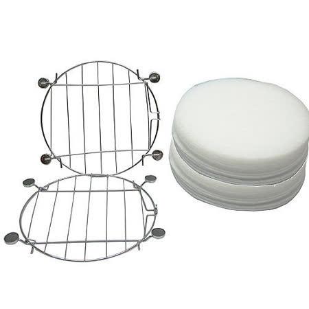 加厚型油煙過濾棉40+2磁架(LY-90928720)