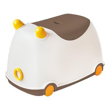 【亮眼新上市】牛BUBU玩具收納車