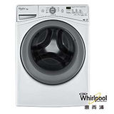 Whirlpool惠而浦15公斤滾筒洗衣機 WFW80HEBW