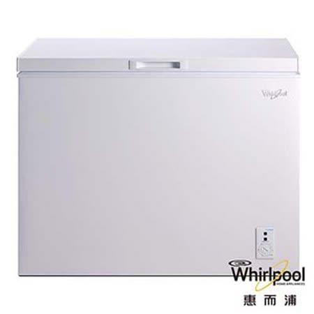 Whirlpool惠而浦 198L冷凍櫃 WCF198W1 送安裝