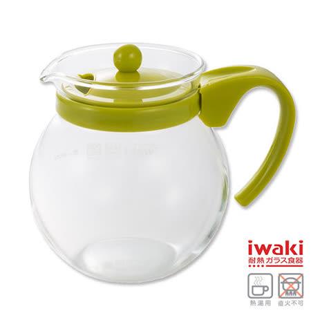 【開箱心得分享】gohappy【iwaki】耐熱玻璃茶壺640ml(綠)評價如何基隆 愛 買 地址