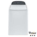 Whirlpool惠而浦 15公斤直立洗衣機WTW8000BW