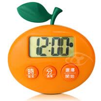 【CATIGA】歡樂果漾-大字幕電子計時器-柑橙橘
