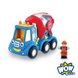 英國驚奇玩具WOW Toys 水泥車 麥克